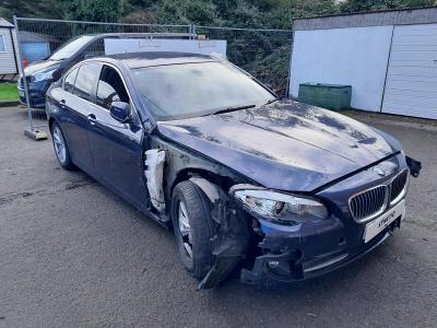 Image of 2010 BMW 5 SERIES 520D SE 1995cc TURBO 4 DOOR SALOON