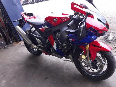 Image of 2021 HONDA CBR 1000 SP BREMBO-L 999cc PETROL MOTORCYCLE