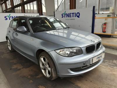 Image of 2010 BMW 1 SERIES 116I SPORT 1995cc PETROL MANUAL 5 DOOR HATCHBACK
