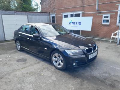 Image of 2010 BMW 3 SERIES 320D EFFICIENTDYNAMICS 1995cc TURBO DIESEL MANUAL 4 DOOR SALOON