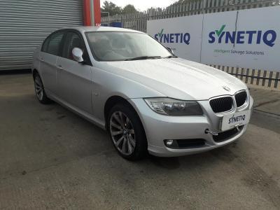 Image of 2011 BMW 3 SERIES 318D SE 1995cc TURBO DIESEL MANUAL 4 DOOR SALOON