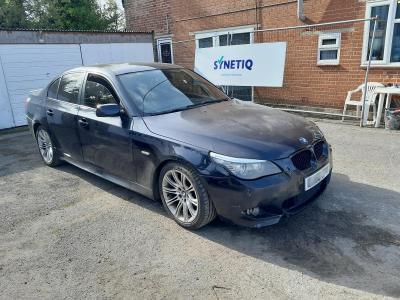 Image of 2006 BMW 5 SERIES 523I M SPORT 2497cc PETROL MANUAL 6 Speed 4 DOOR SALOON