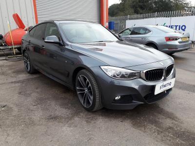 Image of 2014 BMW 3 SERIES 320D M SPORT GRAN TURISMO 1995cc TURBO DIESEL AUTOMATIC 8 Speed 5 DOOR HATCHBACK