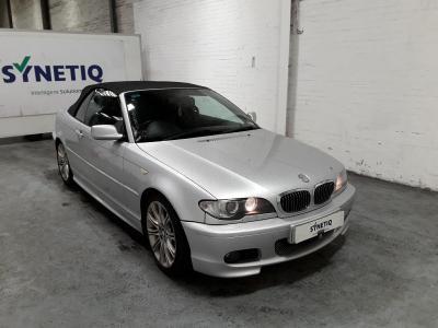 Image of 2005 BMW 3 SERIES 320CD SPORT 1995cc TURBO DIESEL MANUAL 6 Speed 2 DOOR CONVERTIBLE