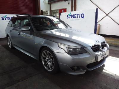 Image of 2005 BMW 5 SERIES 525D M SPORT 2497cc TURBO DIESEL AUTOMATIC 5 DOOR ESTATE