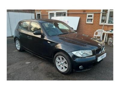 Image of 2005 BMW 1 SERIES 120I SE 1995cc 5 DOOR HATCHBACK