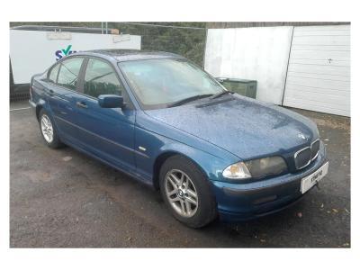 Image of 2001 BMW 3 SERIES 316I SE 1895cc 4 DOOR SALOON