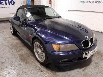 Image of 1997 BMW Z SERIES Z3 ROADSTER 1895cc PETROL MANUAL 5 Speed 2 DOOR CONVERTIBLE