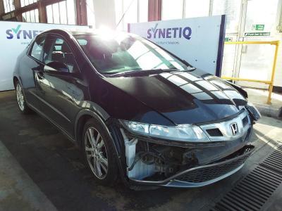 Image of 2009 HONDA CIVIC I-CDTI ES 2204cc TURBO DIESEL MANUAL 6 Speed 5 DOOR HATCHBACK