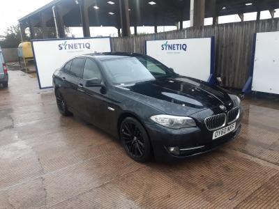 Image of 2010 BMW 5 SERIES 525D SE 2993cc TURBO DIESEL AUTOMATIC 4 DOOR SALOON