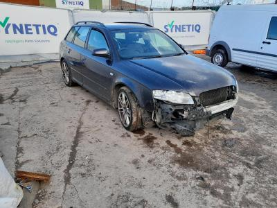 Image of 2008 AUDI A4 T S LINE SPECIAL EDITION 1984cc TURBO PETROL MANUAL 6 Speed 5 DOOR ESTATE
