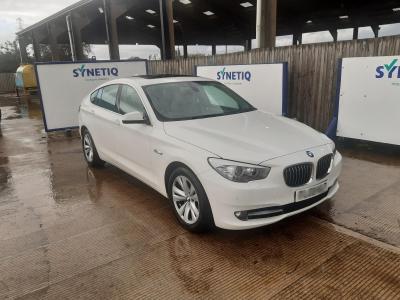 Image of 2009 BMW 5 SERIES 535I EXECUTIVE GRAN TURISMO 2979cc TURBO PETROL AUTOMATIC 5 DOOR HATCHBACK