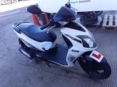 Image of 2014 SYM JET 125 4 AD12W 125cc MOTORCYCLE