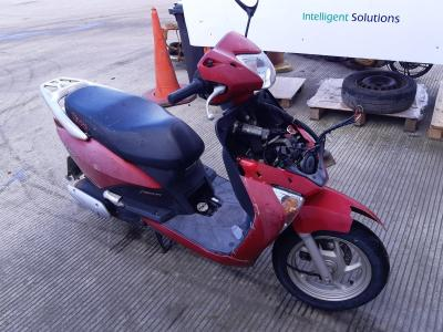Image of 2008 HONDA NHX 110 WH-8 110cc SCOOTER