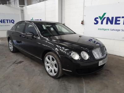Image of 2008 BENTLEY CONTINENTAL FLYING SPUR 5 SEATS 5998cc TURBO PETROL AUTOMATIC 6 Speed 4 DOOR SALOON