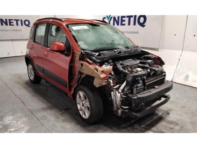 Image of 2014 FIAT PANDA MULTIJET TREKKING 1248cc TURBO DIESEL MANUAL 5 DOOR HATCHBACK
