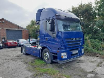 Image of 2009 IVECO STRALIS AS440S45TP HRS 10308cc TURBO DIESEL