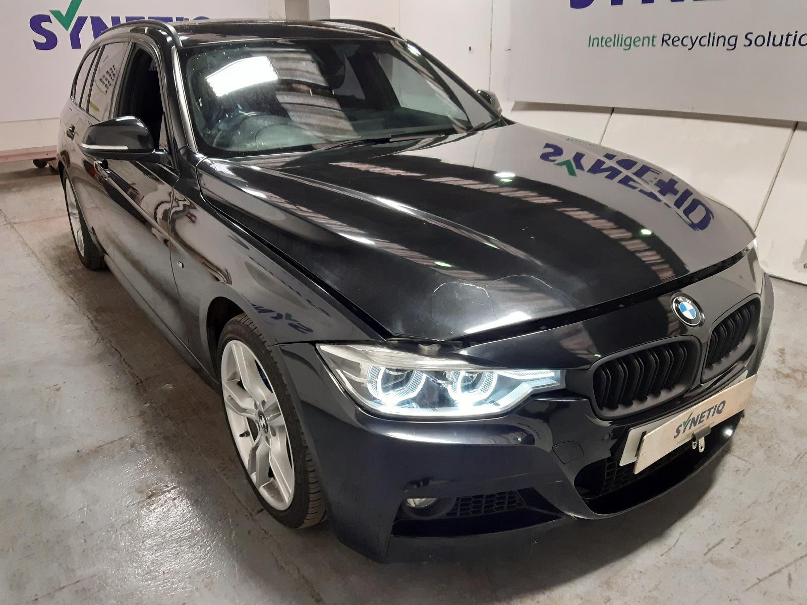 2016 BMW 3 SERIES 330D M SPORT TOURING 2993cc TURBO DIESEL AUTOMATIC 8 Speed 5 DOOR ESTATE