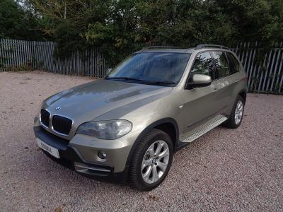 Image of 2007 BMW X5 SE 30D X-DRIVE 2993cc Diesel AUTO 4WD HATCHBACK