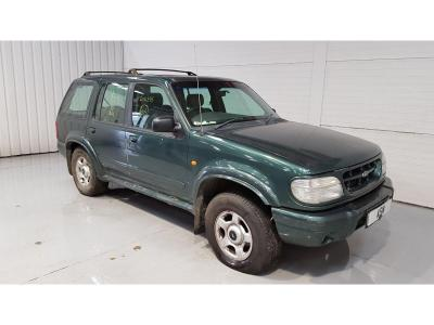 Image of 2000 Ford Explorer North Face 4008cc Petrol Automatic 5 Speed 5 Door 4x4