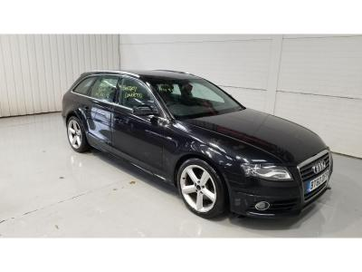 Image of 2010 Audi A4 S Line Special Edition TDi 1968cc Turbo Diesel Manual 6 Speed 5 Door Estate