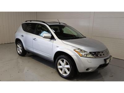 Image of 2006 Nissan Murano 3498cc Petrol Sequential Automatic 1 Speed 5 Door 4x4