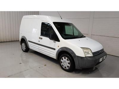 Image of 2008 Ford TRANSIT CONNECT T230 LH Side Door LWB 1753cc Turbo Diesel Manual 5 Speed LCV