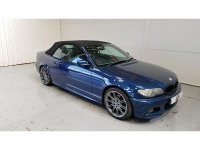 2004 BMW 3 Series 318 Ci Sport