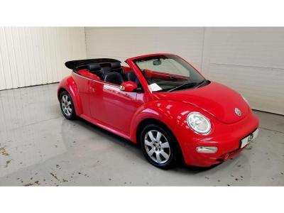Image of 2003 Volkswagen Beetle 1984cc Petrol Manual 5 Speed 2 Door Cabriolet