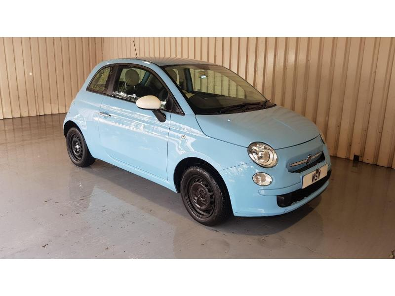 2015 Fiat 500 Colour Therapy 1242cc Petrol Manual 5 Speed 3 Door Hatchback