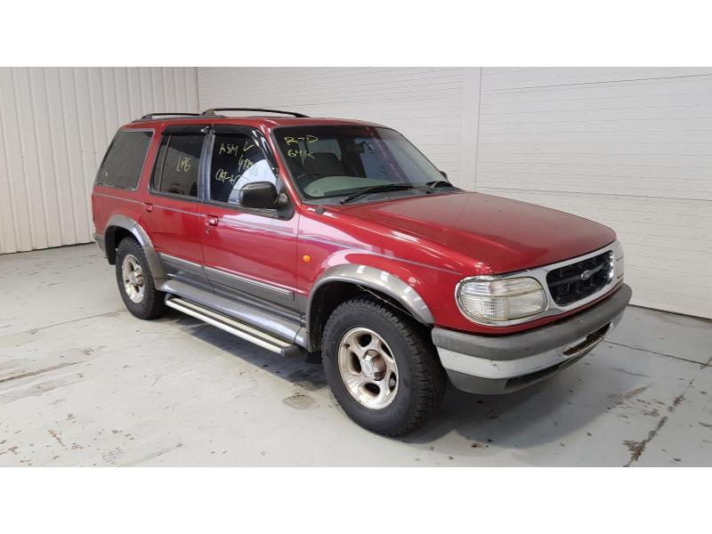 1998 Ford Explorer V6 4WD 4008cc Petrol Automatic 5 Speed 5 Door 4x4