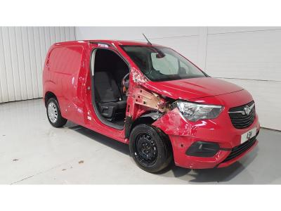 Image of 2019 Vauxhall Combo L1H1 2000 SPORTIVE S/S 1560cc Diesel Manual 5 Speed LCV