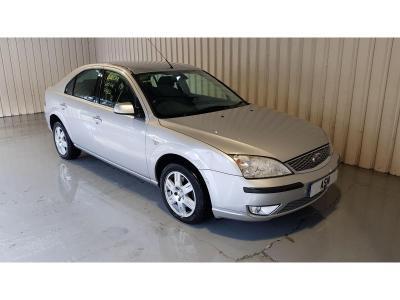 Image of 2007 Ford Mondeo Ghia (SIV) 1998cc Turbo Diesel Manual 6 Speed 5 Door Hatchback