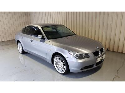 Image of 2003 BMW 5 Series 530d SE 2993cc Turbo Diesel Sequential Automatic 6 Speed 4 Door Saloon