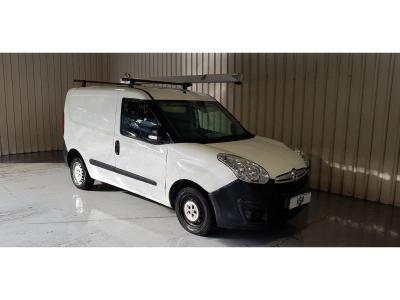 Image of 2013 Vauxhall Combo L1H1 2000 90 EcoFlex 1248cc Diesel Manual 5 Speed LCV