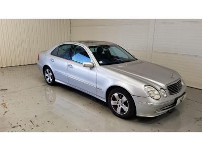 Image of 2004 Mercedes-Benz E Class E320 Avantgarde 3199cc Petrol Automatic 5 Speed 4 Door Saloon