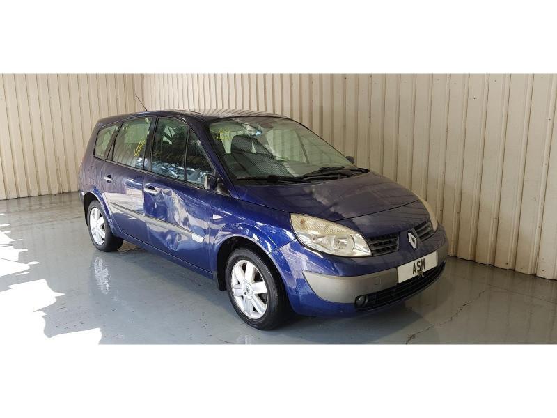 2006 Renault Grand Dynamique VVT 1998cc Petrol Automatic 4 Speed MPV