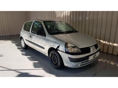 Image of 2003 Renault Clio Authentique 1149cc Petrol Manual 5 Speed 3 Door Hatchback
