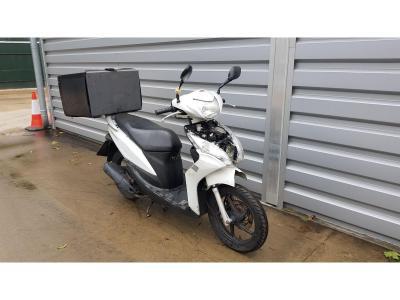 Image of 2014 Honda Nsc VISION 110 E-E 108cc Petrol Automatic 1 Speed Scooter