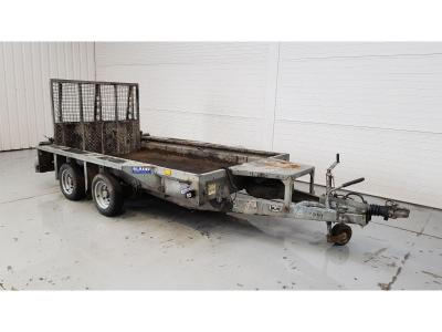 Image of Ifor Williams Open Trailer Open Trailer