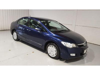 Image of 2008 Honda Civic ES IMA 1339cc Petrol/Electric Automatic 1 Speed 4 Door Saloon