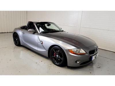 Image of 2003 BMW Z4 2979cc Petrol Automatic 5 Speed 2 Door Cabriolet