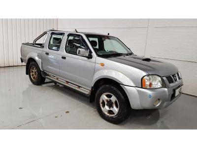 Image of 2003 Nissan Navara 2499cc