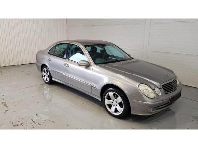 Image of 2003 Mercedes-Benz E Class E220 Avantgarde CDi 2148cc Turbo Diesel Automatic 5 Speed 4 Door Saloon