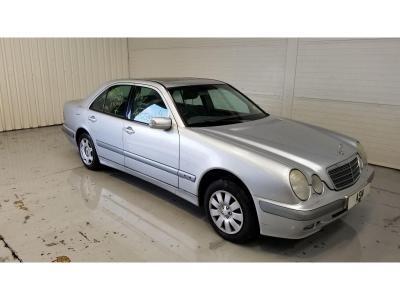Image of 2000 Mercedes-Benz E Class E240 CLASSIC 2597cc Petrol Automatic 5 Speed 4 Door Saloon
