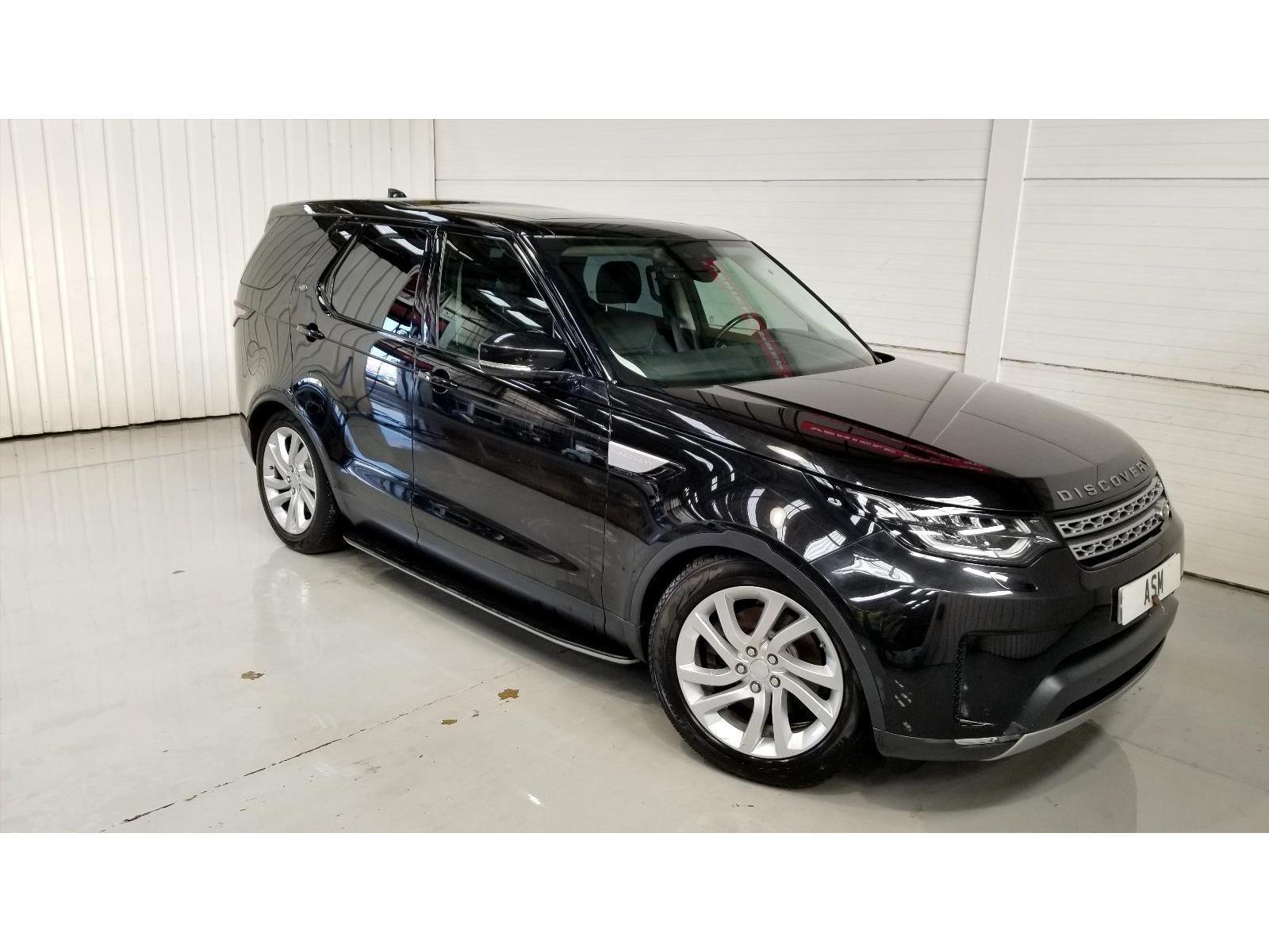 2018 Land Rover Discovery LHD 3000cc Petrol Automatic MPV