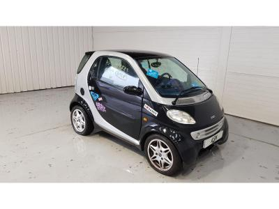 Image of 1999 Smart City LHD 599cc Petrol Automatic 1 Speed 2 Door Coupe