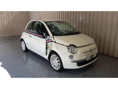 Image of 2011 Fiat 500 ByGucci 1242cc Petrol Automatic 5 Speed 3 Door Hatchback