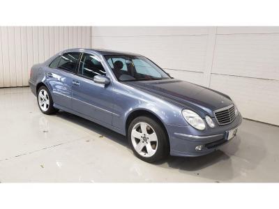 Image of 2003 Mercedes-Benz E Class E500 Avantgarde 4966cc Petrol Automatic 5 Speed 4 Door Saloon