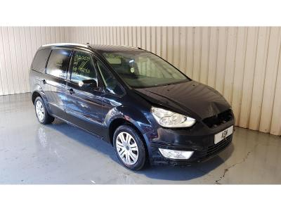 Image of 2015 Ford Galaxy Zetec TDCi 1997cc Turbo Diesel Sequential Automatic 6 Speed MPV